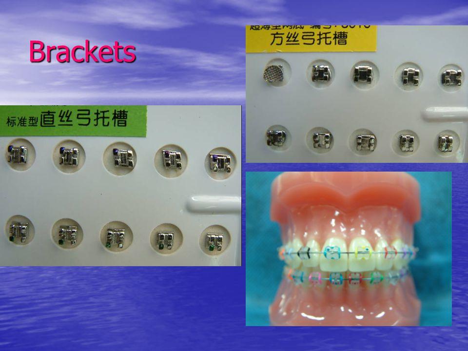 Brackets