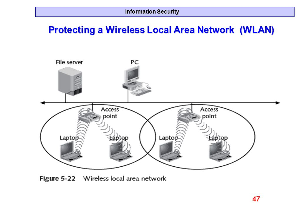 Protecting a Wireless Local Area Network (WLAN)