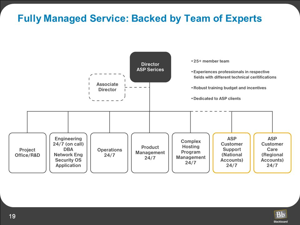 Fully Managed Service: Backed by Team of Experts