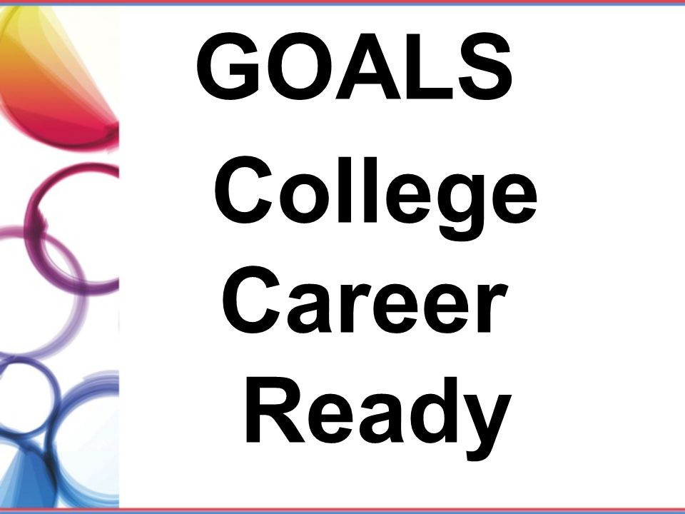 GOALS College Career Ready