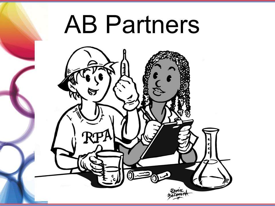 AB Partners Think alone, Pair up Shared Decision