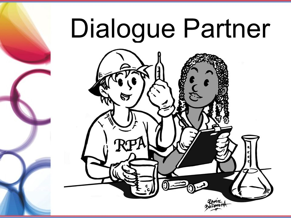 Dialogue Partner Think alone, Pair up Shared Decision
