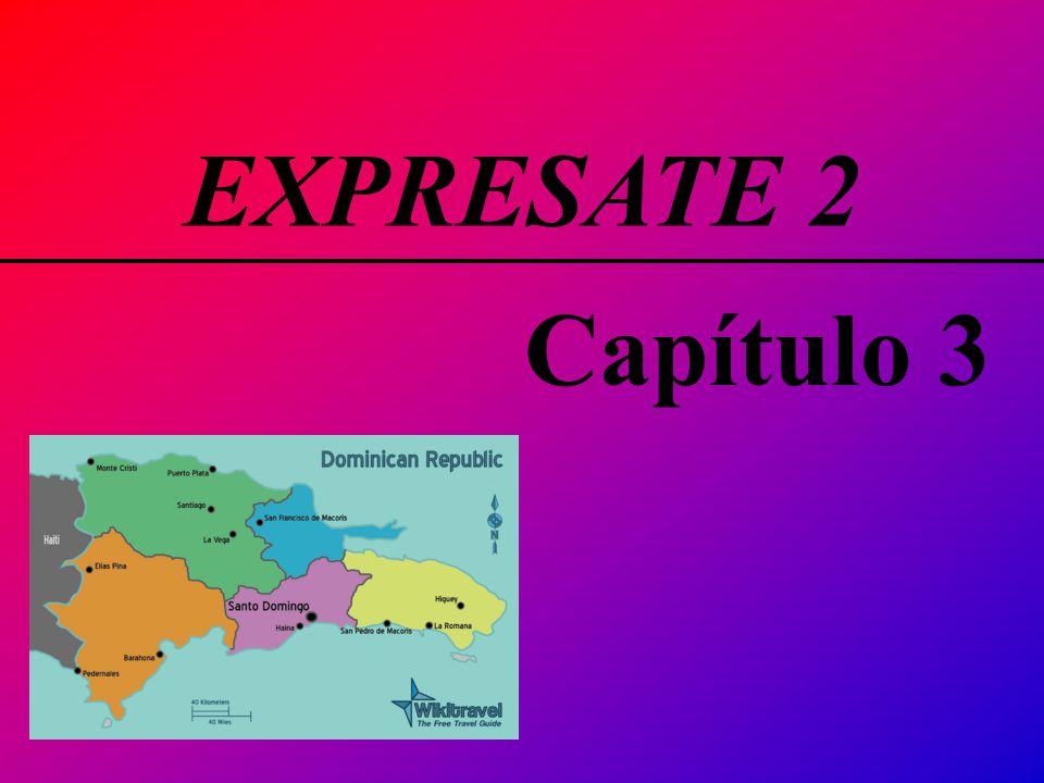 EXPRESATE 2 Capítulo 3
