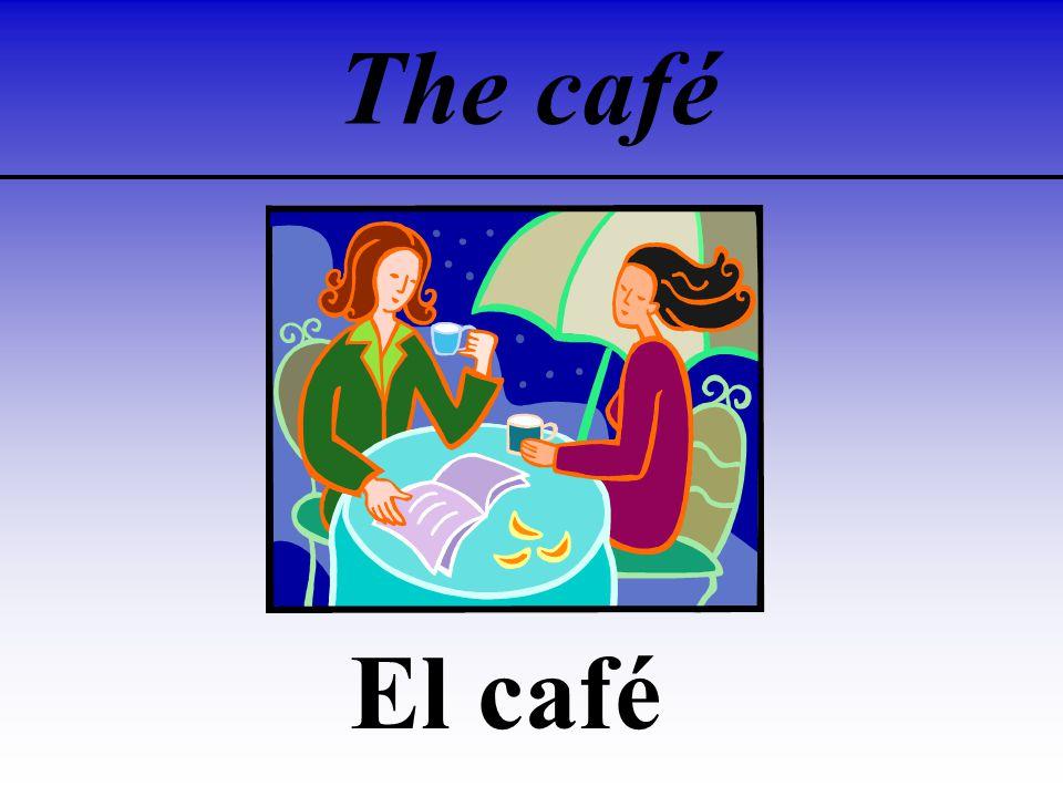 The café El café