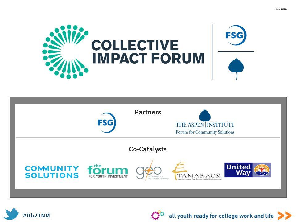 Partners Co-Catalysts