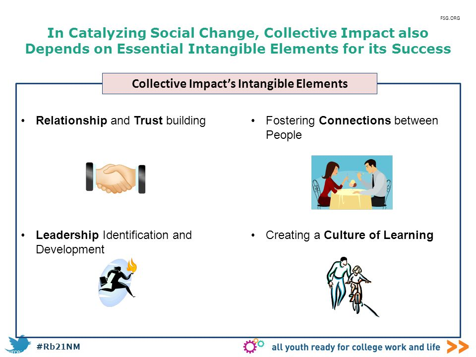 Collective Impact's Intangible Elements