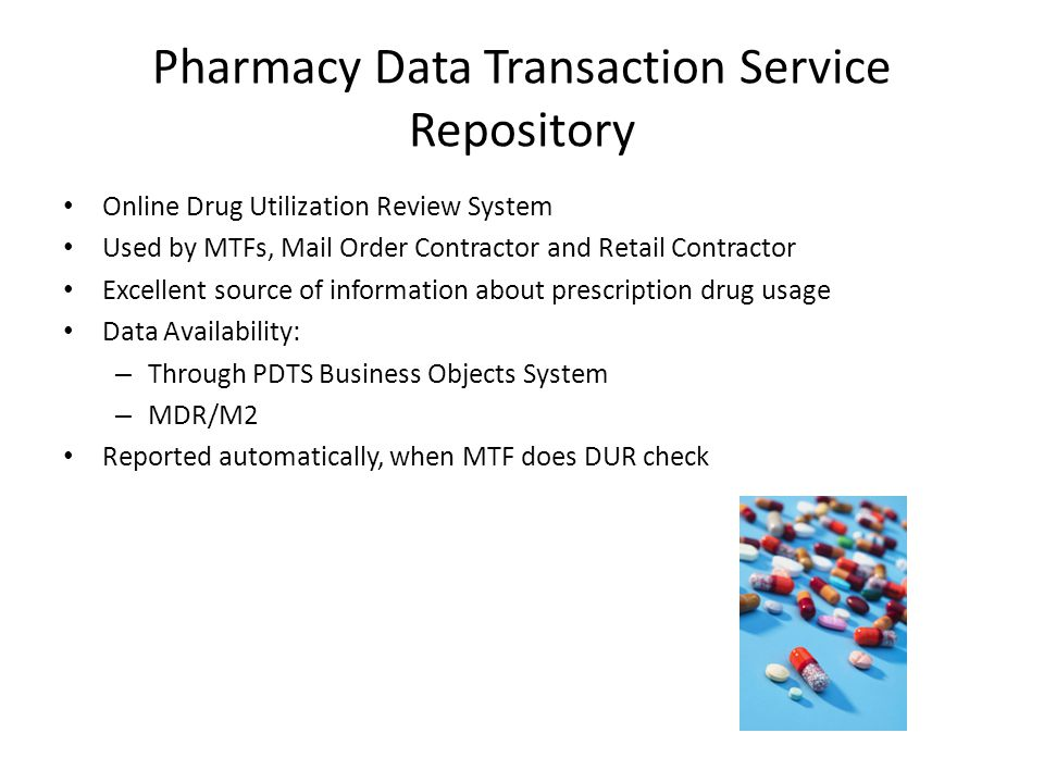 Pharmacy Data Transaction Service Repository