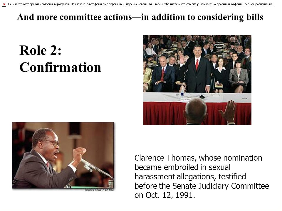And more committee actions—in addition to considering bills