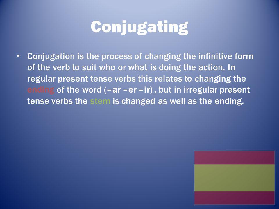 Conjugating