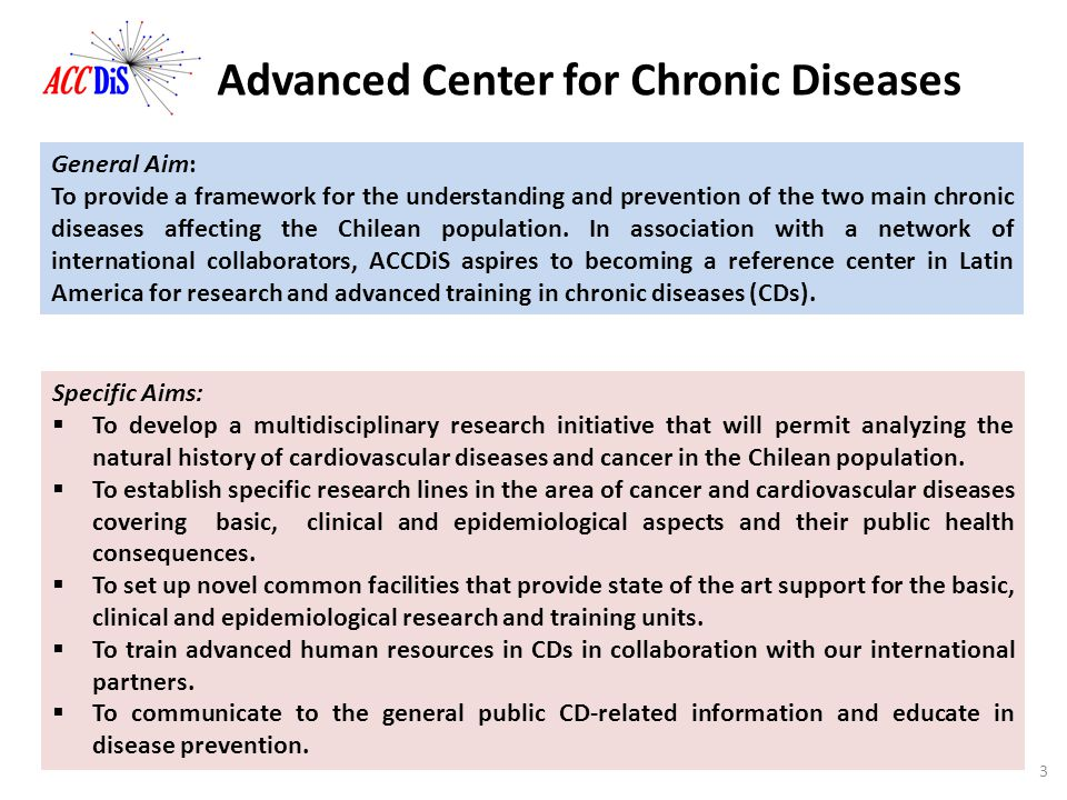 Advanced Center for Chronic Diseases
