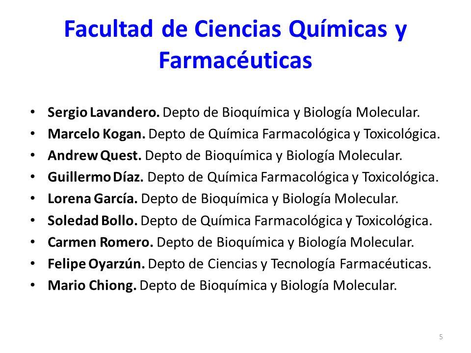 Facultad de Ciencias Químicas y Farmacéuticas