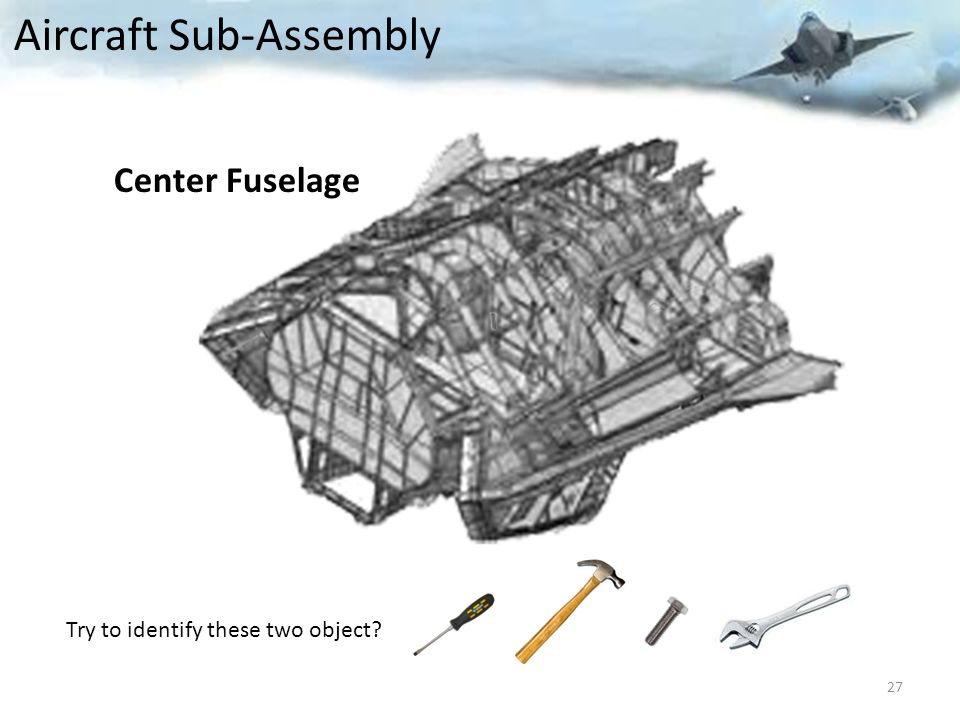 Aircraft Sub-Assembly