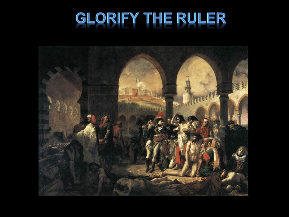 Glorify the ruler
