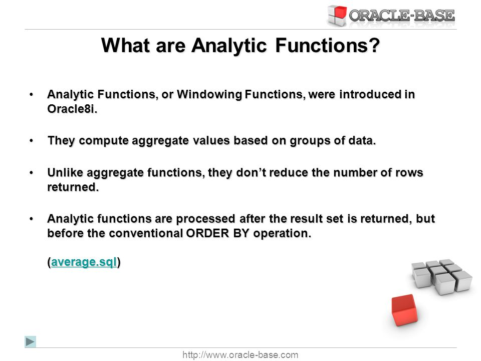 What are Analytic Functions