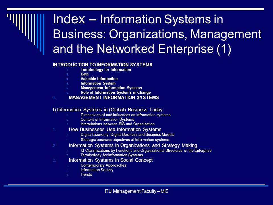 information systems in global business today 2 essay A _____ business strategy is best suited for operation in markets differing widely information systems today by: highlifelight 1,396 responses global.