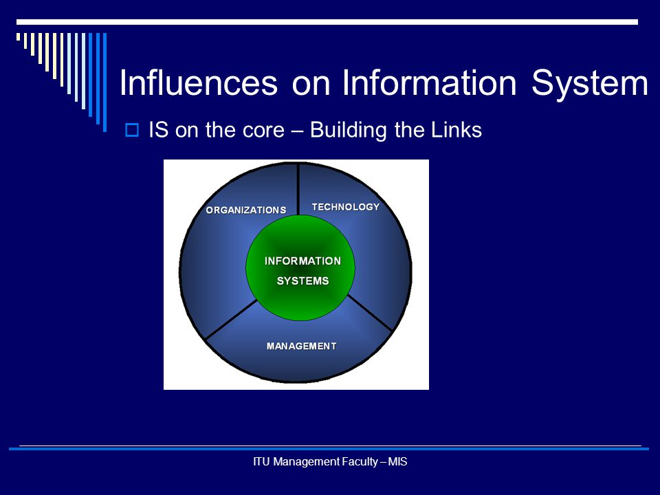 Influences on Information System