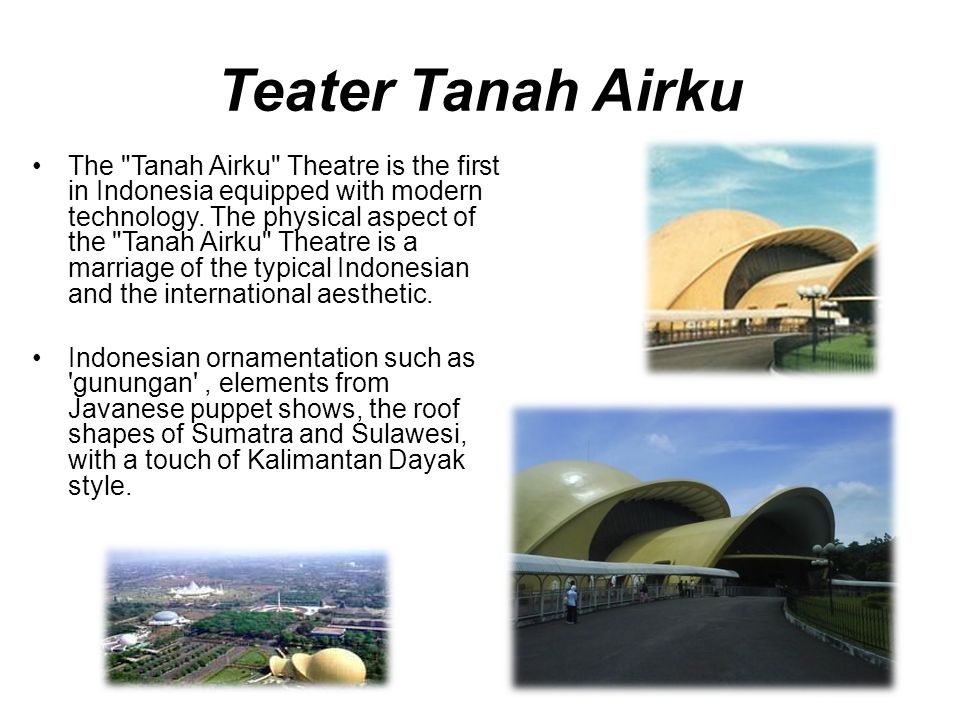 Teater Tanah Airku