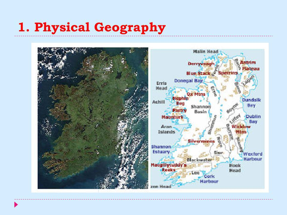 1. Physical Geography