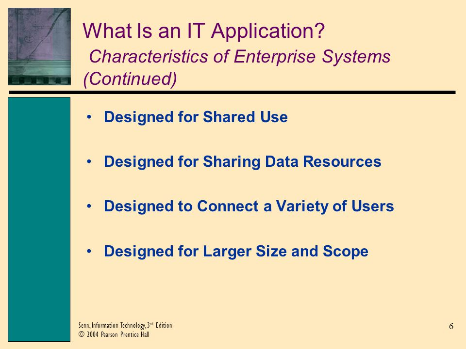 What Is an IT Application