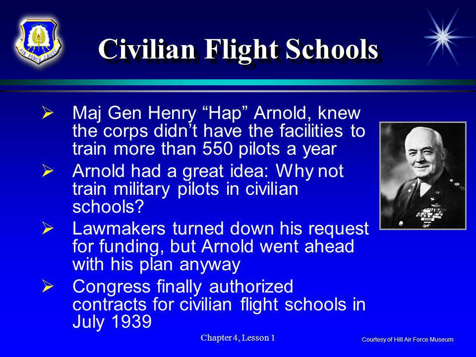 Civilian Flight Schools