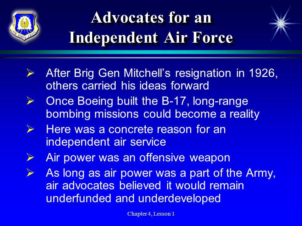 Advocates for an Independent Air Force