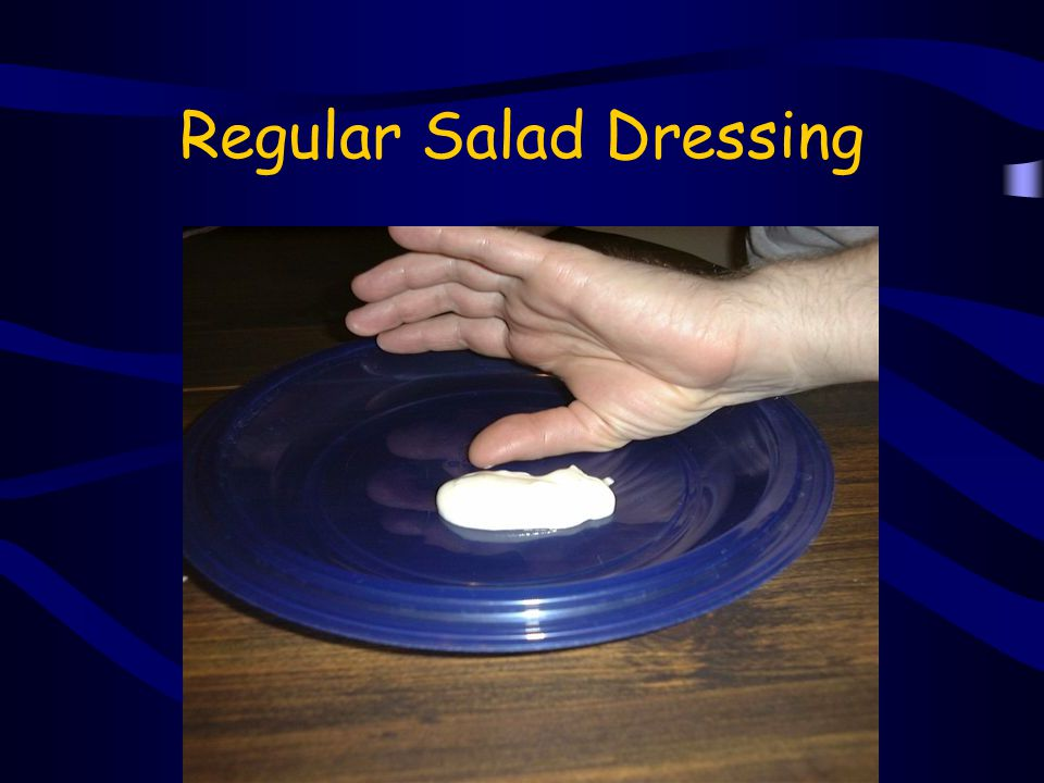 Regular Salad Dressing