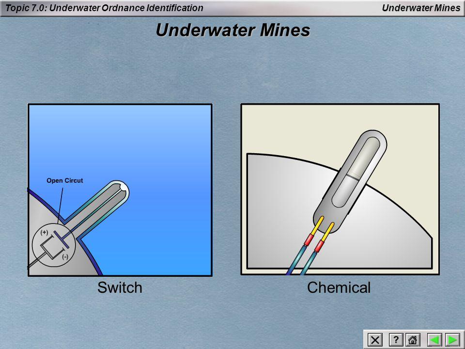 Underwater Mines Underwater Mines Switch Chemical