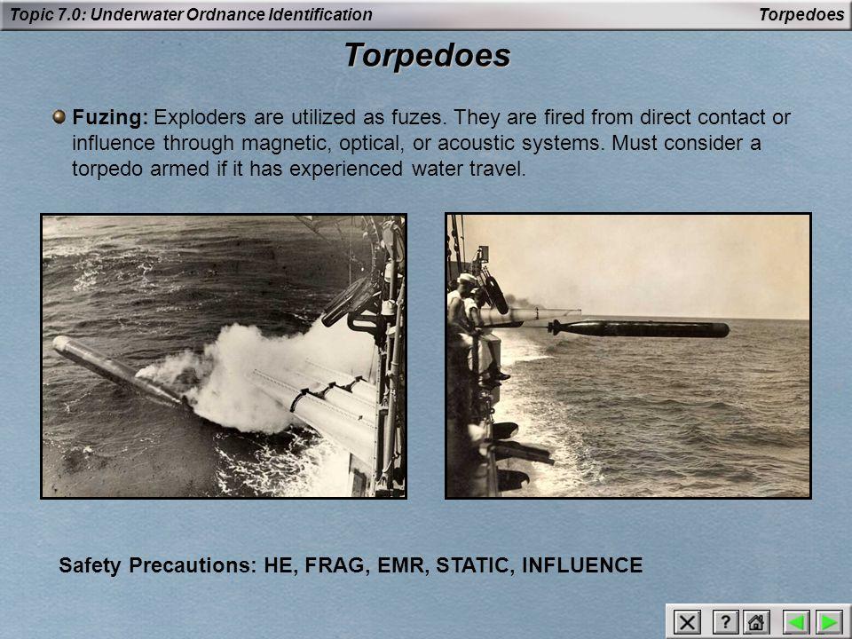 Torpedoes Torpedoes.