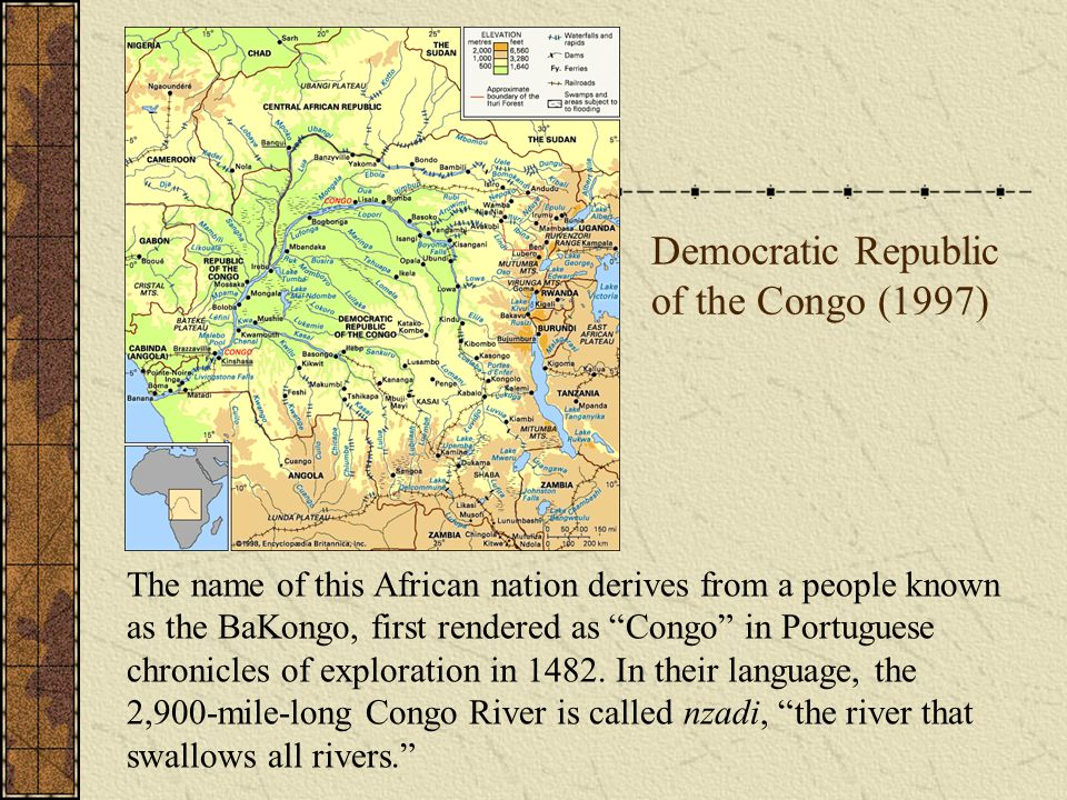 Democratic Republic of the Congo (1997)