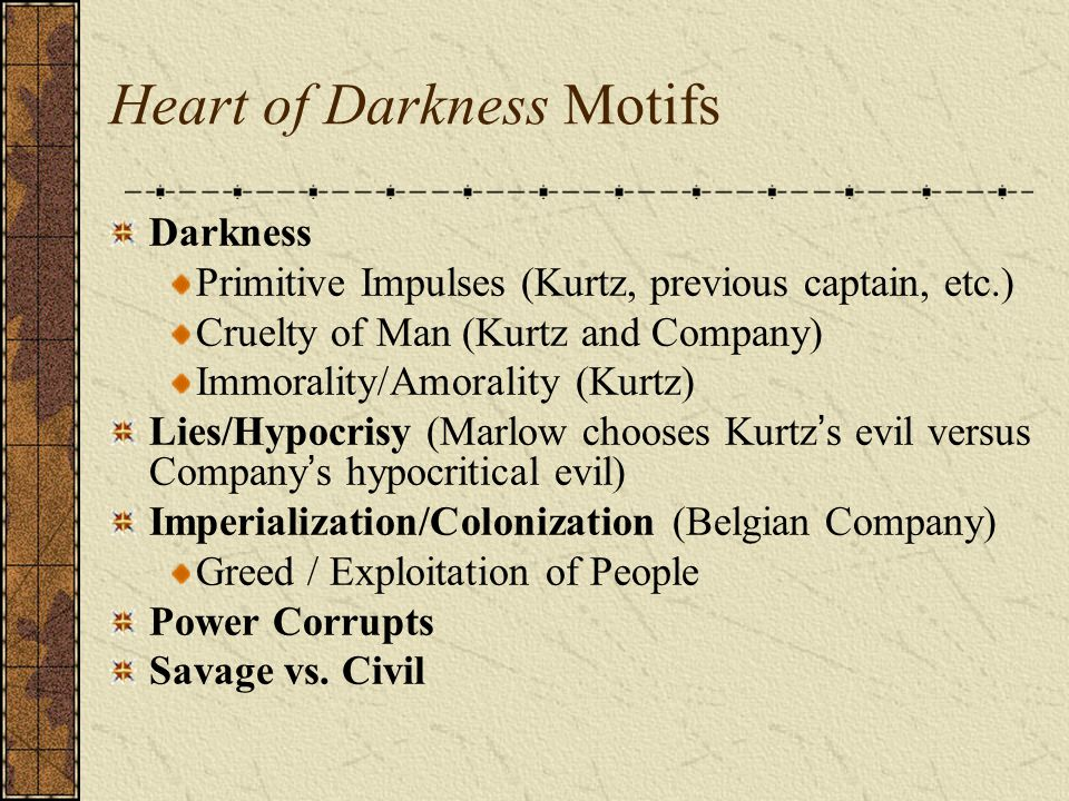 1730 Heart Of Darkness Anti Imperialism Quotes