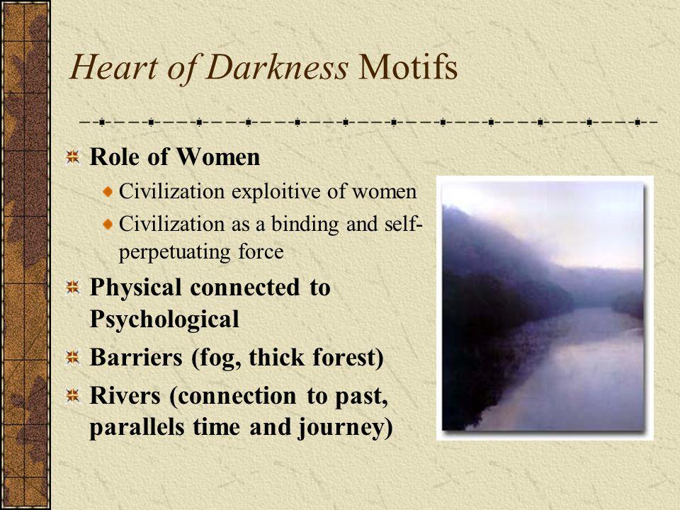 Heart of Darkness Motifs