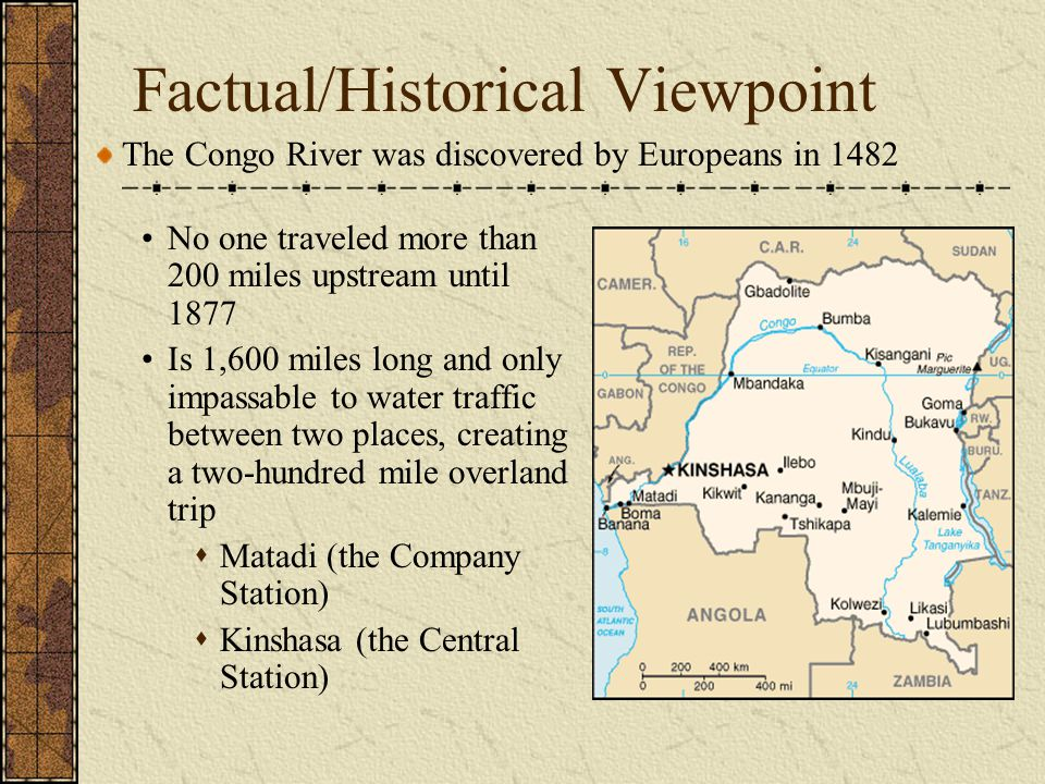 Factual/Historical Viewpoint