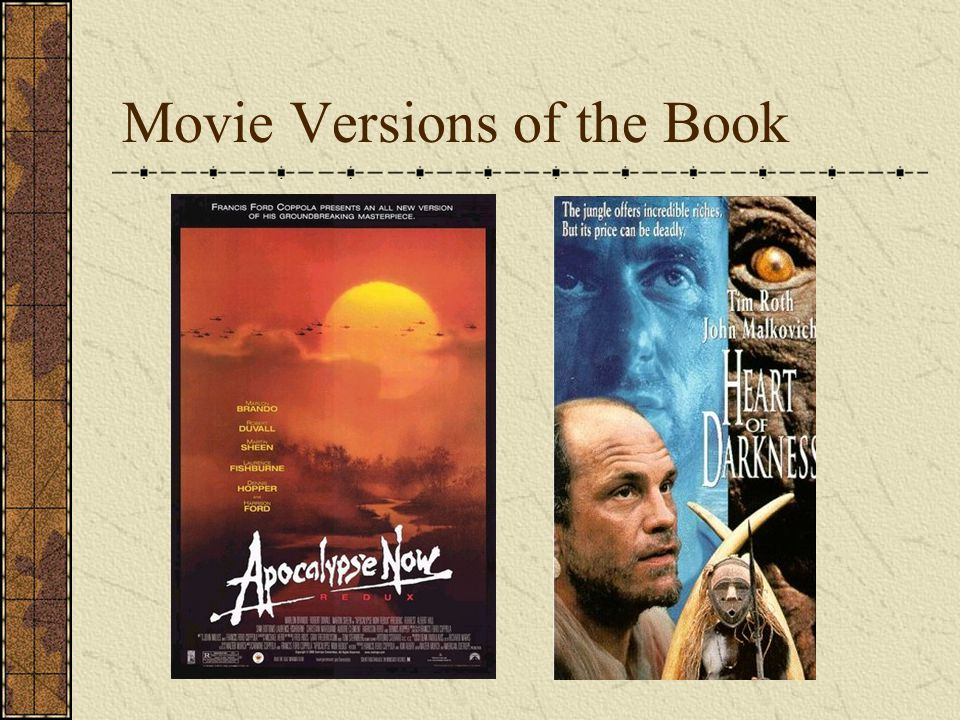 Movie Versions of the Book