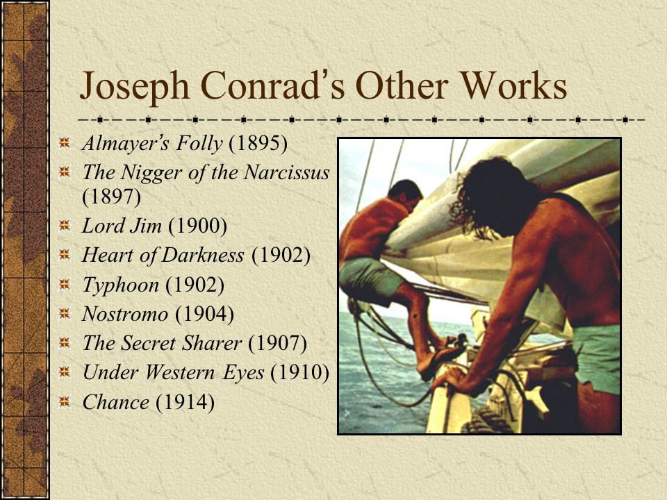 Joseph Conrad's Other Works
