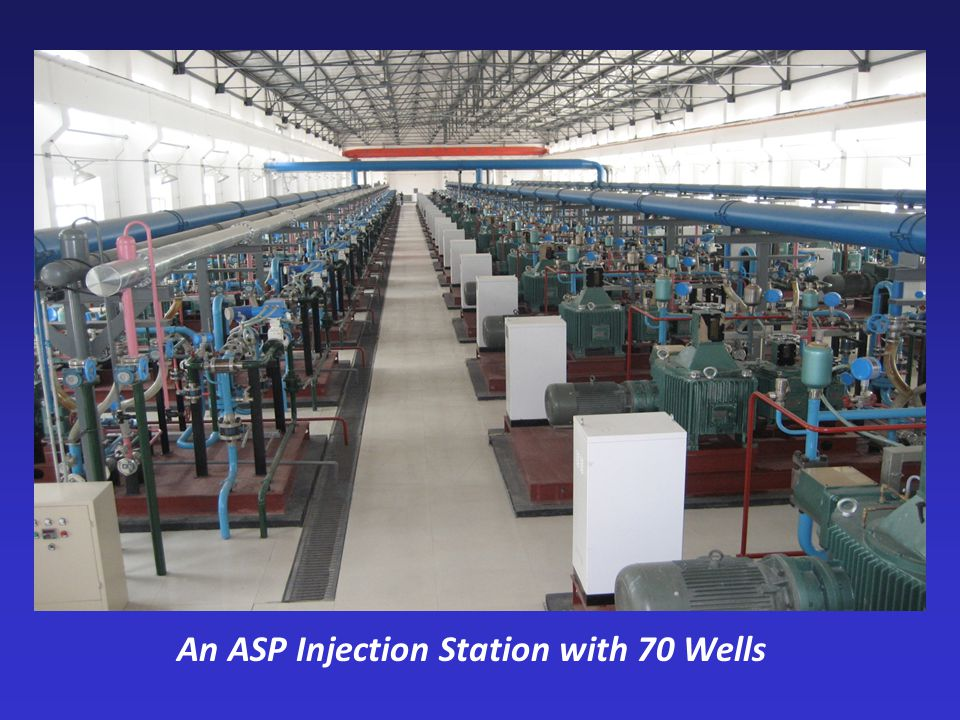Produced Fluid Treatment Facilities