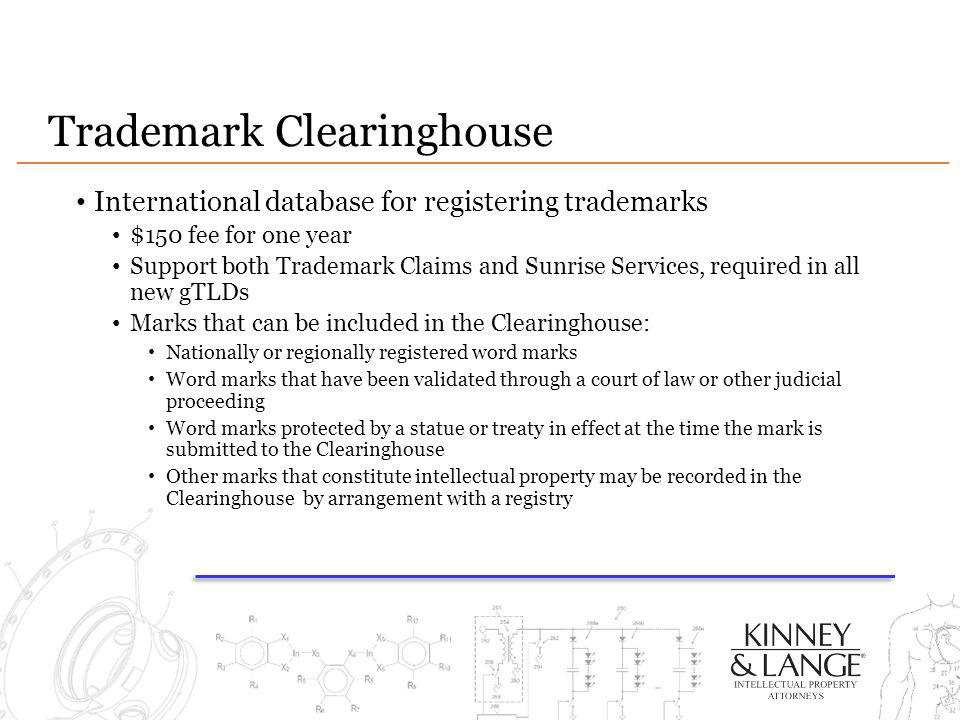 Trademark Clearinghouse