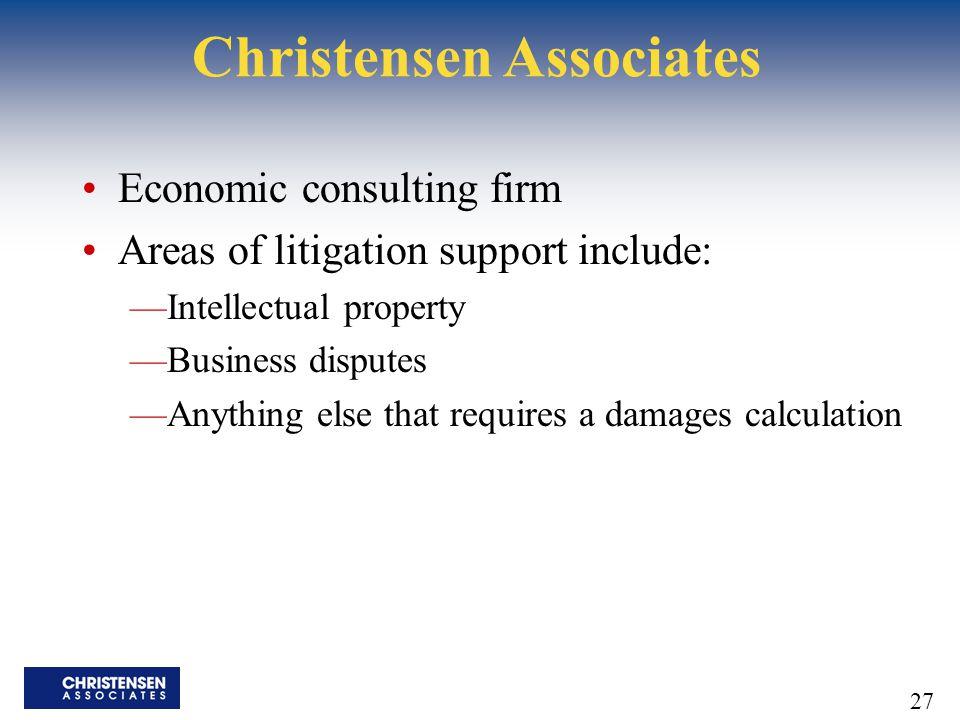 Christensen Associates