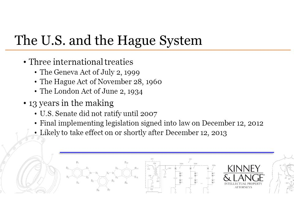 The U.S. and the Hague System