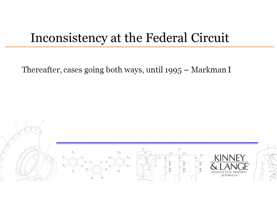 Inconsistency at the Federal Circuit