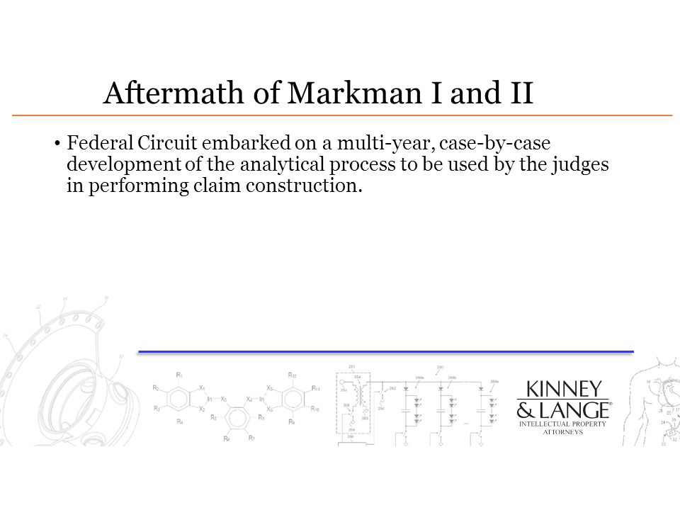 Aftermath of Markman I and II