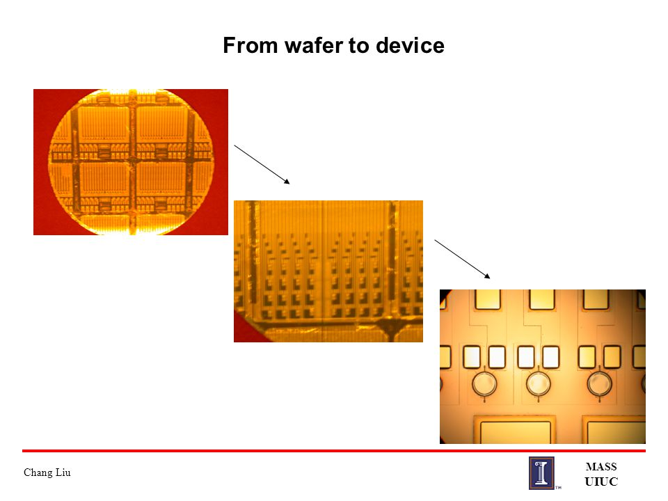 From wafer to device MASS UIUC