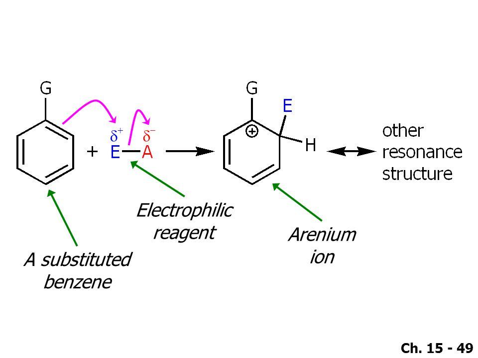 Electrophilic reagent