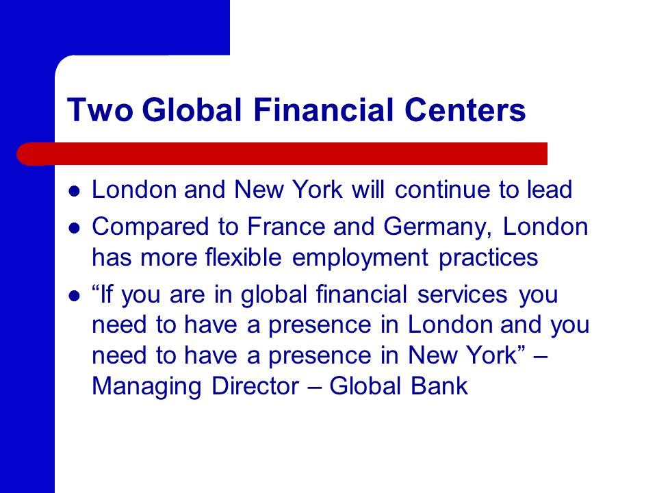Two Global Financial Centers