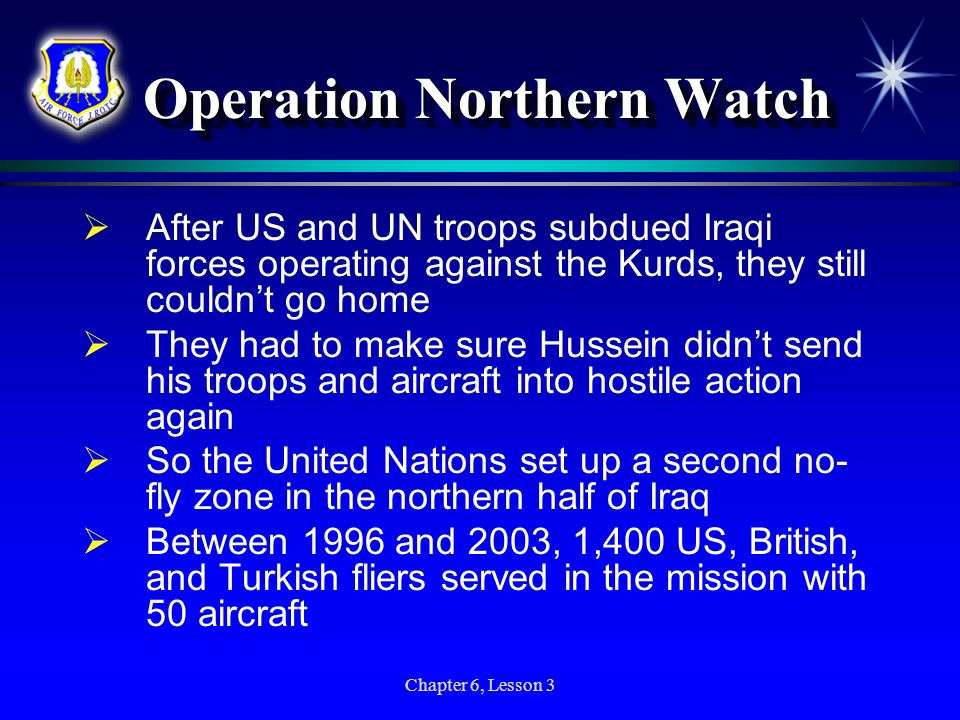 Operation Northern Watch