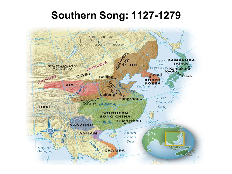 Southern Song: 1127-1279
