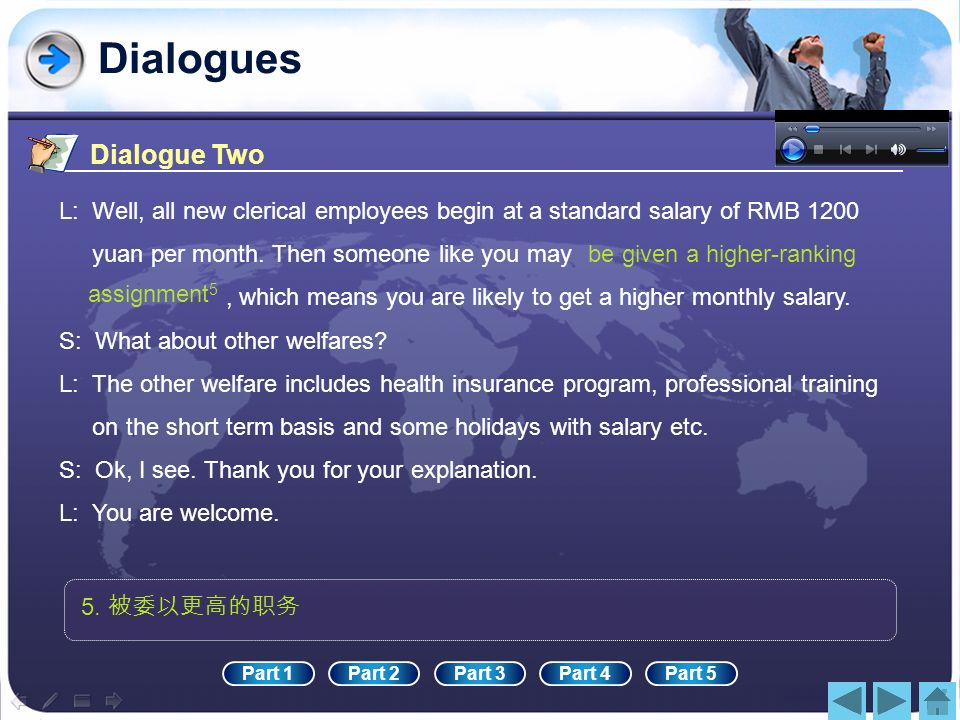 Dialogues Dialogue Two