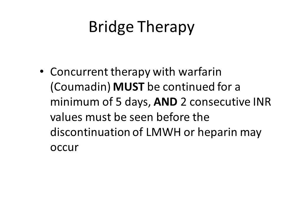 Bridge Therapy