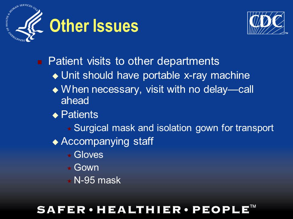 Other Issues Patient visits to other departments
