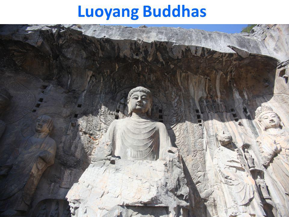 Luoyang Buddhas
