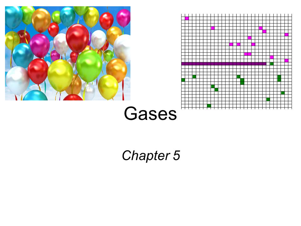 Gases Chapter 5